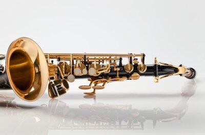Fototapeta saksofon