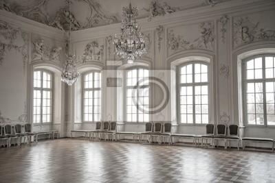 Fototapeta Sala w pałacu