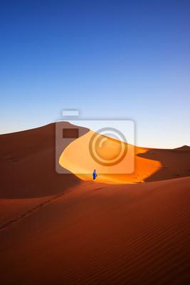 Sam w Saharze, Maroko