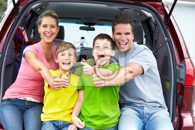 samochód rodzinny