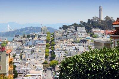 Fototapeta San Francisco, USA