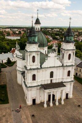Fototapeta Sanktuarium, Bazylika NMP w Chełmie we wschodniej Pola