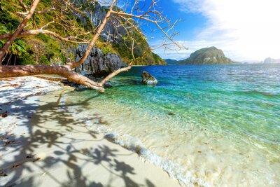 Fototapeta Scenic El-Nido, Palawan, Filipiny
