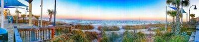 Fototapeta Scenic View Of Sea Against Sky