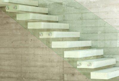 Fototapeta schody
