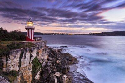 Fototapeta Sea Cliff Lewy Hornby LIghtH