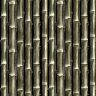 Fototapeta seamless bamboo
