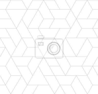 Seamless thin linear pattern. Abstract geometric background. Stylish texture.