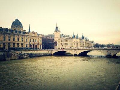 Fototapeta Seine