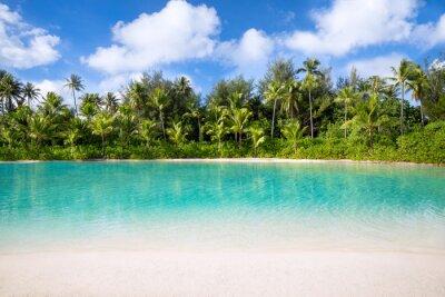 Fototapeta Sen wakacje na wyspie