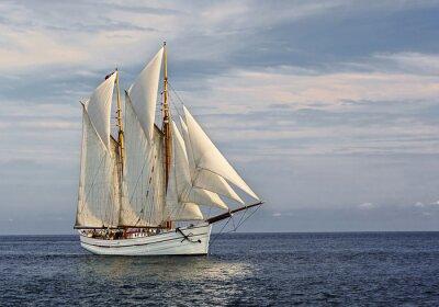 Fototapeta Seria statków i jachtów