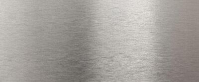 Fototapeta Shining stali nierdzewnej tekstury