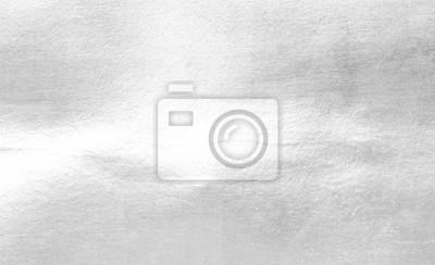 Fototapeta Silver foil texture background