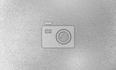Fototapeta Silver foil texture background silver metal
