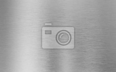 Fototapeta silver metal texture background