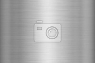 Fototapeta Silver steel texture background