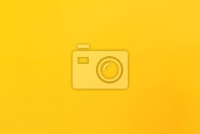 Fototapeta Simple gradient yellow abstract background