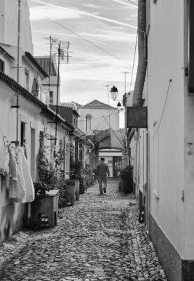 Fototapeta Sines wieś ulicy