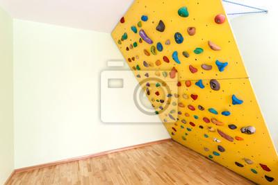 fototapeta sko na ciana wspinaczkowa w domu na wymiar ty rozrywka wysoki. Black Bedroom Furniture Sets. Home Design Ideas