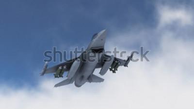 Fototapeta Sky fighter