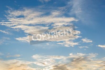 Fototapeta Sky, The Twilight Sky