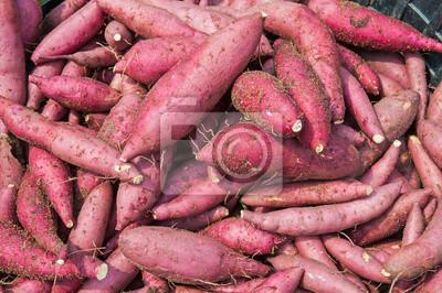 Słodkie ziemniaki