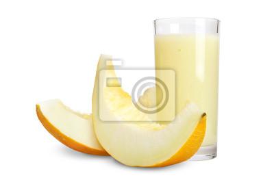 smoothie melon