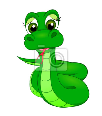 snake animowany, symbol 2013