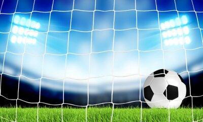 Fototapeta Soccer Ilustracja 01