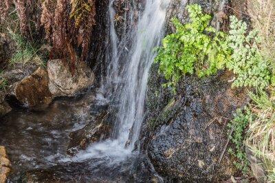 Fototapeta Spada woda źródlana