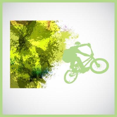 Fototapeta Sport illustration