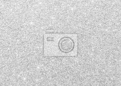 Fototapeta Srebnej błyskotliwości tekstury biały iskrzasty błyszczący opakunkowy papierowy tło dla Bożenarodzeniowej wakacyjnej sezonowej tapetowej dekoraci, powitania i ślubnego zaproszenia karcianego projekta