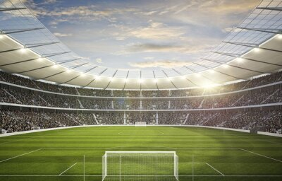 Fototapeta Stadion 4