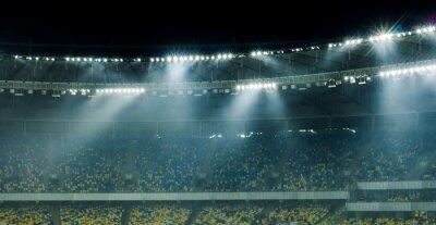 Fototapeta Stadion dachu przed