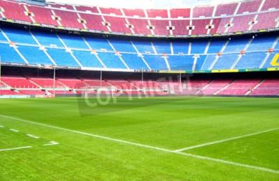 Fototapeta Stadion FC Barcelona Camp Nou