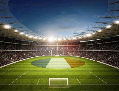 Fototapeta Stadion Francji P1