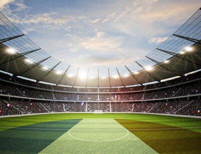 Fototapeta Stadion Francji P3