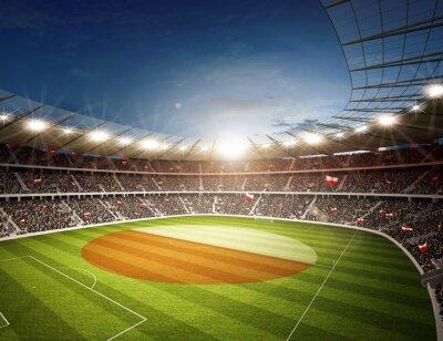 Fototapeta Stadion Polska 2