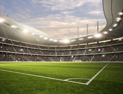Fototapeta Stadion Powierzchnia 3