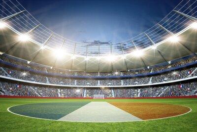 Fototapeta Stadion środkowa Francja