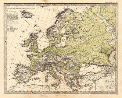 Fototapeta Stara Europa