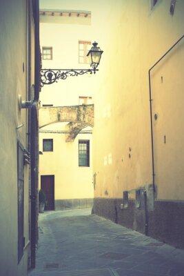 Fototapeta Stare strony ulicy