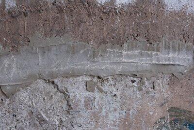 Stare tekstury ścian betonowych.