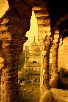 Fototapeta starożytna konstrukcja, india