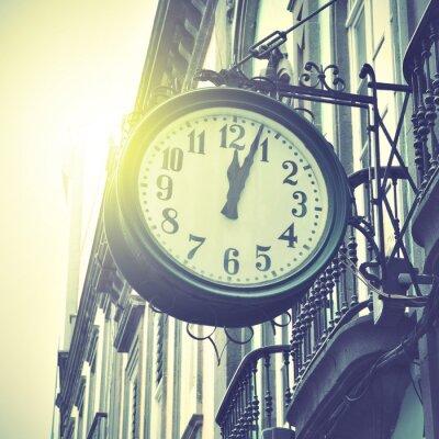 Fototapeta Stary zegar