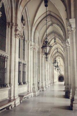 Fototapeta Stone archway