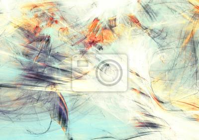 Streszczenie kolor tła dynamiczne z mocą oświetlenia. Futurystyczny miękki obraz tekstury dla projektowania graficznego kreatywności. Błyszczący wzór tapety, plakaty, okładki broszury, ulotki, banery.