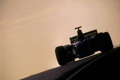 Fototapeta Streszczenie Motor Sport
