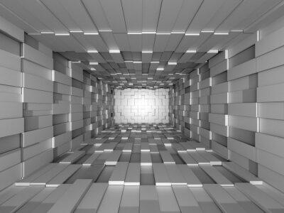 Fototapeta Streszczenie mozaiki tle