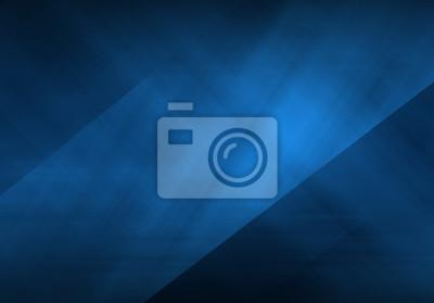 Fototapeta Streszczenie niebieskim tle